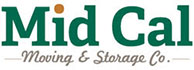 Mid Cal Moving Logo
